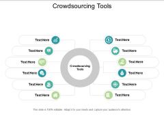 Crowdsourcing Tools Ppt PowerPoint Presentation Portfolio Picture Cpb