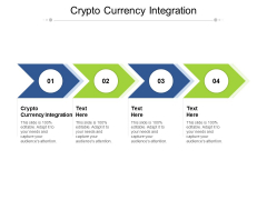 Crypto Currency Integration Ppt PowerPoint Presentation Inspiration Example File Cpb
