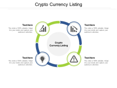 Crypto Currency Listing Ppt PowerPoint Presentation Layouts Background Images Cpb