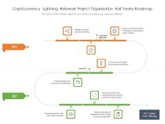 Cryptocurrency Lightning Webwork Project Organization Half Yearly Roadmap Information