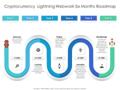 Cryptocurrency Lightning Webwork Six Months Roadmap Download