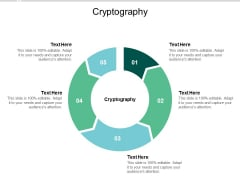 Cryptography Ppt PowerPoint Presentation Styles Brochure Cpb