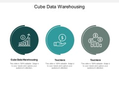 Cube Data Warehousing Ppt PowerPoint Presentation Professional Display Cpb