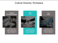 Cultural Diversity Workplace Ppt PowerPoint Presentation Outline Introduction Cpb
