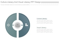 Culture Literacy And Visual Literacy Ppt Design