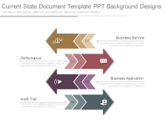 Current State Document Template Ppt Background Designs