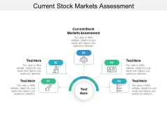 Current Stock Markets Assessment Ppt PowerPoint Presentation Summary Example Topics Cpb
