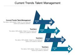 Current Trends Talent Management Ppt PowerPoint Presentation Portfolio Template Cpb Pdf