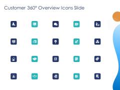 Customer 360 Overview Icons Slide Ppt Slides Graphics Download PDF