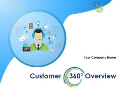 Customer 360 Overview Ppt PowerPoint Presentation Complete Deck With Slides