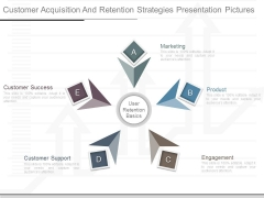 Customer Acquisition And Retention Strategies Presentation Pictures