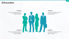 Customer Acquisition Cost For New Business Silhouettes Pictures PDF