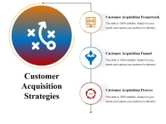 customer acquisition strategies ppt powerpoint presentation file ideas