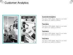 Customer Analytics Ppt PowerPoint Presentation Information