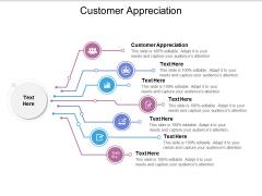 Customer Appreciation Ppt PowerPoint Presentation File Ideas Cpb