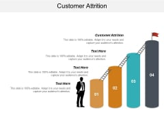 Customer Attrition Ppt PowerPoint Presentation Layouts Graphics Cpb