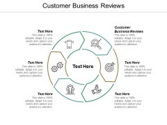 Customer Business Reviews Ppt PowerPoint Presentation Infographic Template Diagrams
