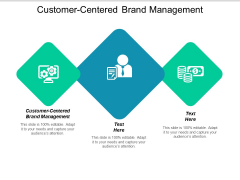 Customer Centered Brand Management Ppt PowerPoint Presentation Summary Ideas Cpb