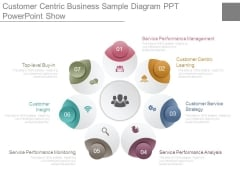 Customer Centric Business Sample Diagram Ppt Powerpoint Show