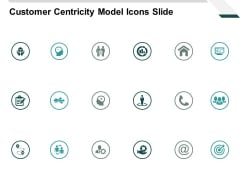 Customer Centricity Model Icons Slide Technology Ppt PowerPoint Presentation Infographics Shapes