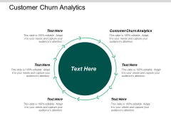 Customer Churn Analytics Ppt PowerPoint Presentation File Tips Cpb
