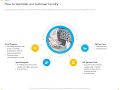 Customer Churn Prediction And Prevention How To Maintain Our Customer Loyalty Demonstration PDF