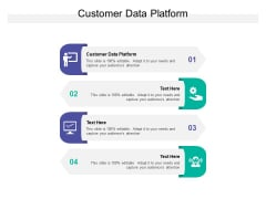 Customer Data Platform Ppt PowerPoint Presentation Inspiration Aids Cpb