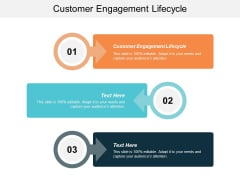 Customer Engagement Lifecycle Ppt Powerpoint Presentation Model Graphics Design Cpb