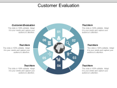 Customer Evaluation Ppt PowerPoint Presentation Infographic Template Templates