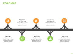 Customer Experience Interface Roadmap Ppt PowerPoint Presentation File Example PDF