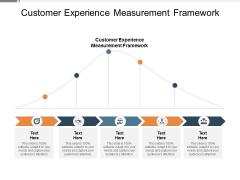 Customer Experience Measurement Framework Ppt PowerPoint Presentation Show Mockup Cpb Pdf