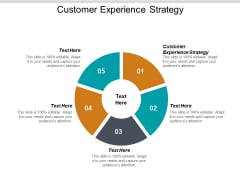 Customer Experience Strategy Ppt PowerPoint Presentation Outline Background Cpb