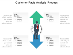 Customer Facts Analysis Process Ppt PowerPoint Presentation Pictures Topics PDF