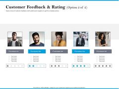 Customer Feedback And Rating Customer Designs PDF
