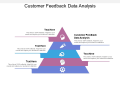 Customer Feedback Data Analysis Ppt PowerPoint Presentation Slides Clipart Images Cpb
