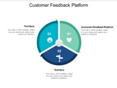 Customer Feedback Platform Ppt PowerPoint Presentation Professional Deck Cpb