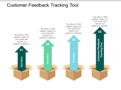 Customer Feedback Tracking Tool Ppt PowerPoint Presentation Model Example Cpb