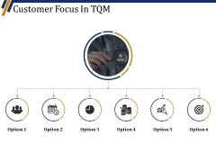 Customer Focus In Tqm Ppt PowerPoint Presentation Infographic Template Professional