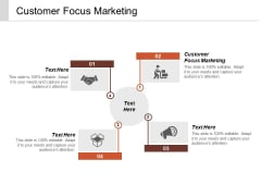Customer Focus Marketing Ppt PowerPoint Presentation Show Themes Cpb