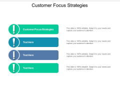 Customer Focus Strategies Ppt PowerPoint Presentation Gallery File Formats