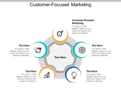 Customer Focused Marketing Ppt PowerPoint Presentation Infographic Template Show Cpb