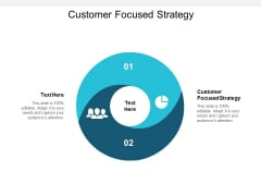 Customer Focused Strategy Ppt PowerPoint Presentation Model Show Cpb