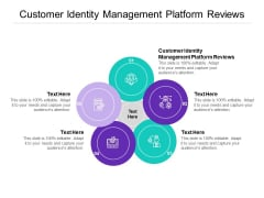 Customer Identity Management Platform Reviews Ppt PowerPoint Presentation Portfolio Guidelines Cpb