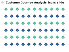 Customer Journey Analysis Icons Slide Management Ppt PowerPoint Presentation File Slide