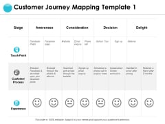 Customer Journey Mapping Management Ppt PowerPoint Presentation Infographic Template Slide Download