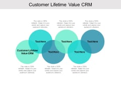 Customer Lifetime Value Crm Ppt PowerPoint Presentation File Graphics Cpb