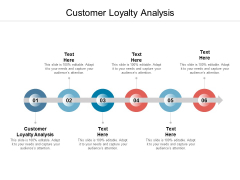 Customer Loyalty Analysis Ppt PowerPoint Presentation Outline Topics Cpb