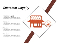 Customer Loyalty Ppt Powerpoint Presentation Outline Shapes Cpb