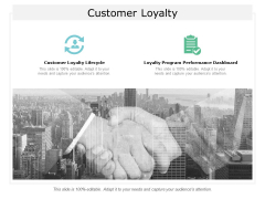 Customer Loyalty Ppt Powerpoint Presentation Show Infographic Template