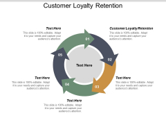 Customer Loyalty Retention Ppt PowerPoint Presentation Slides Example Cpb